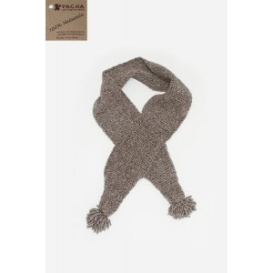 WEFT-KNITTED SCARF ASC08