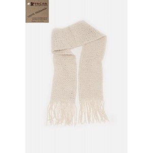 WEFT-KNITTED SCARF ASC09