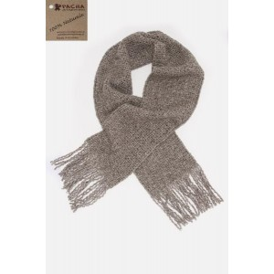 WEFT-KNITTED SCARF ASC11