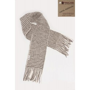 WEFT-KNITTED SCARF ASC12