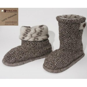 WEFT-KNITTED SLIPPERS CPT01