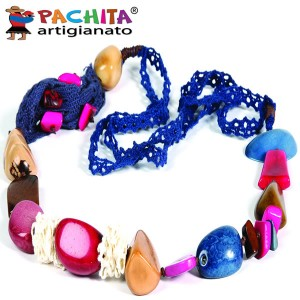 NECKLACE IN TAGUA TCL052