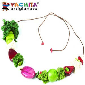 NECKLACE IN TAGUA TCL054