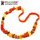 NECKLACE IN TAGUA TCL056