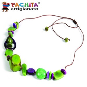 NECKLACE IN TAGUA TCL004