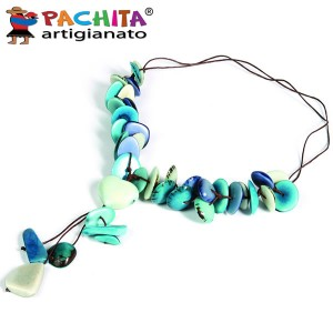 NECKLACE IN TAGUA TCL006