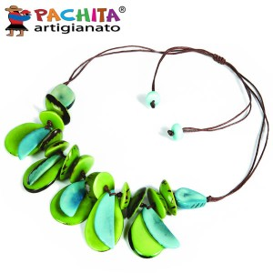 NECKLACE IN TAGUA TCL008