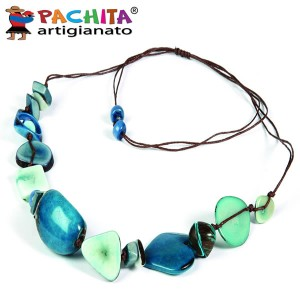 NECKLACE IN TAGUA TCL013