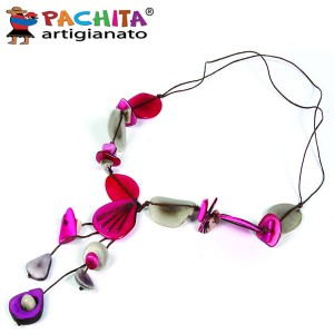 NECKLACE IN TAGUA TCL019