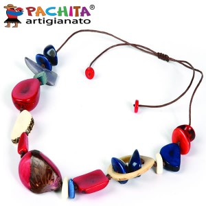 NECKLACE IN TAGUA TCL020