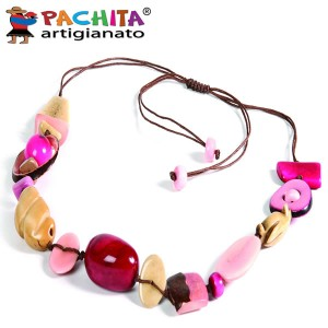 NECKLACE IN TAGUA TCL021