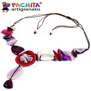 NECKLACE IN TAGUA TCL027