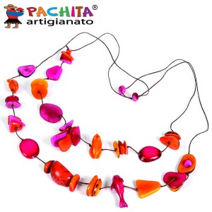 NECKLACE IN TAGUA TCL032