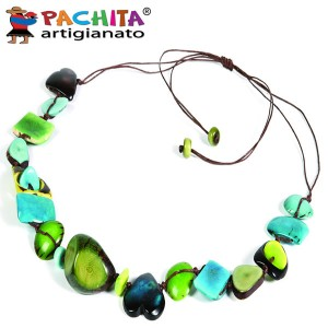 NECKLACE IN TAGUA TCL033